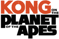 KONG ON THE PLANET OF THE APES Official Logo.png