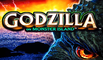 Godzilla On Monster Island Box Art