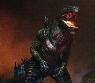 Zilla in Godzilla: Final Wars