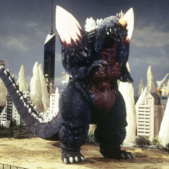 Image result for space godzilla