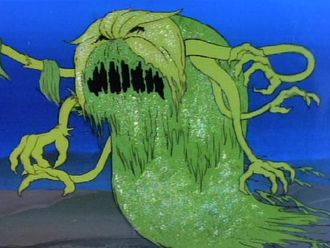 The Seaweed Monster