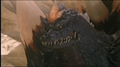 Godzilla VS SpaceGodzilla - SpaceGodzilla first closeup.png