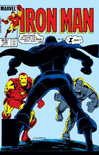Cover of issue #196 by Herb Trimpe and Dave Cockrum