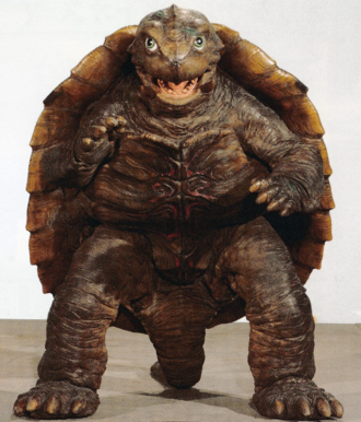 Toto in Gamera the Brave