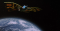 Godzilla And Mothra The Battle For Earth - - 12 - Mothra in space.png