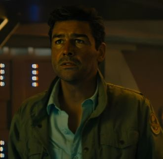 Mark Russell in Godzilla: King of the Monsters