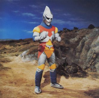 Jet Jaguar in Godzilla vs. Megalon