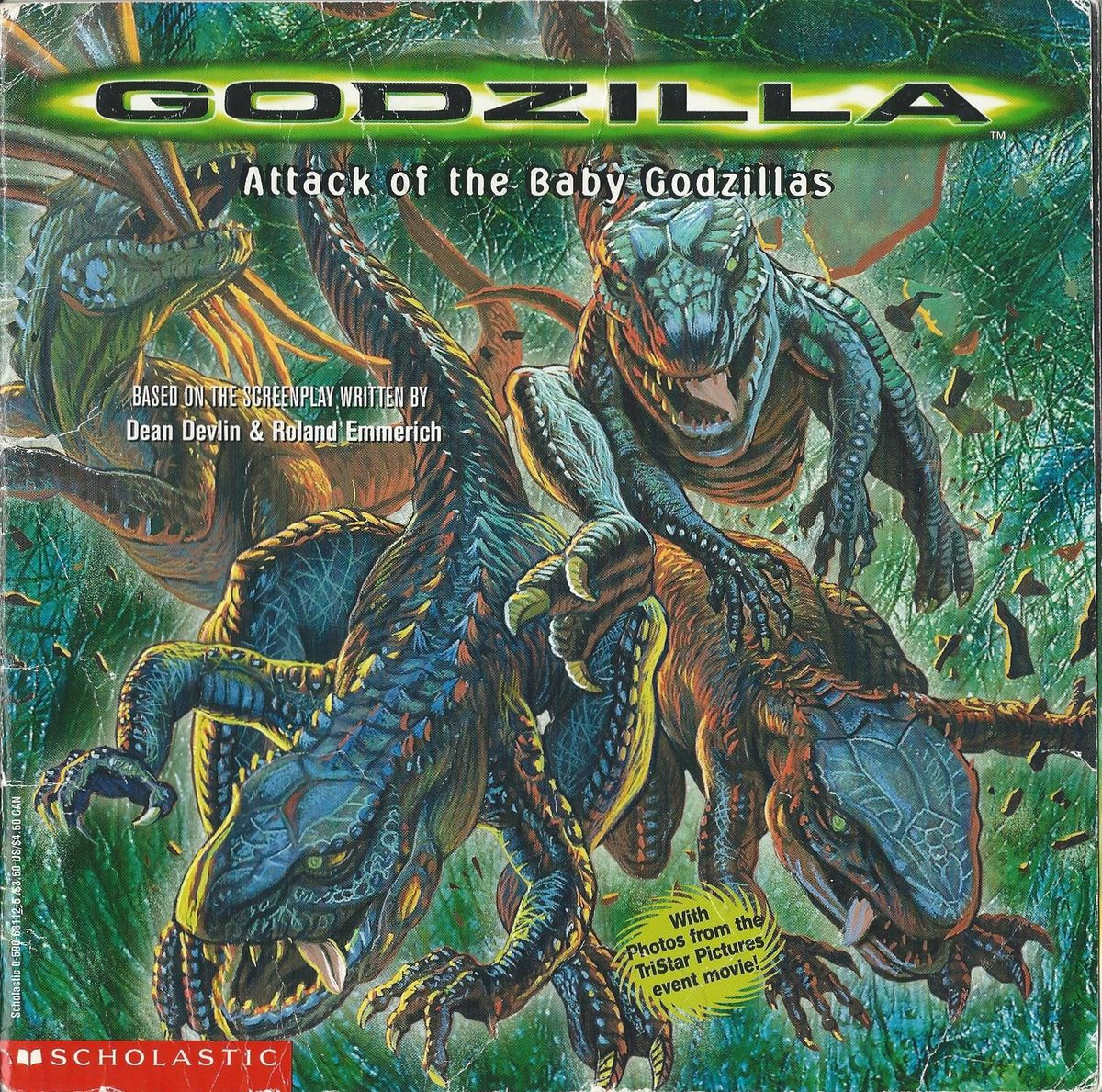 Attack Of The Baby Godzillas Wikizilla The Kaiju