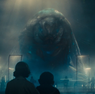 Mothra Larva in Godzilla: King of the Monsters