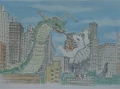 Gamera vs. Garasharp Storyboard 4.png