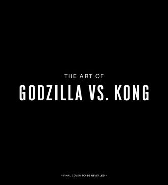 Placeholder cover for The Art of Godzilla vs. Kong