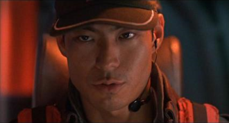 Major Sho Kuroki in Godzilla vs. Destoroyah