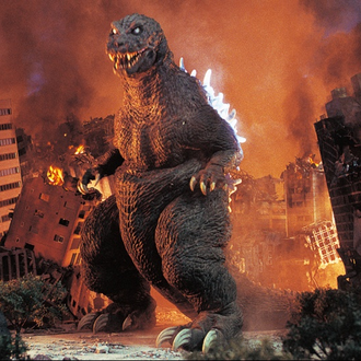 Godzilla in Godzilla, Mothra and King Ghidorah: Giant Monsters All-Out Attack