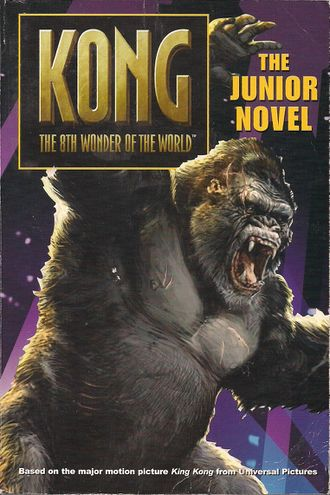 King Kong: The Junior Novel