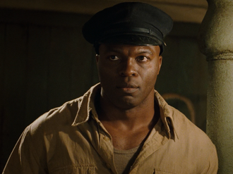 Hayes in King Kong (2005)