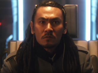 Captain Li Xiang in Godzilla: Final Wars