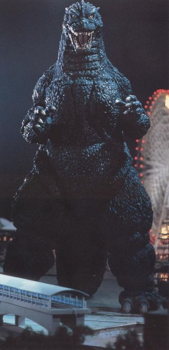 The BatoGoji in Godzilla vs. Mothra