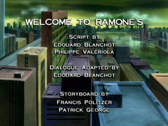 Welcome to Ramone's