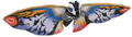 Toy Rainbow Mothra ToyVault Plush.png