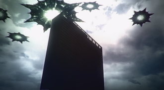 Exif UFOs in Godzilla: Planet of the Monsters