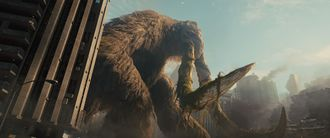 Behemoth in Godzilla: King of the Monsters
