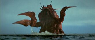 Ebirah in Ebirah, Horror of the Deep