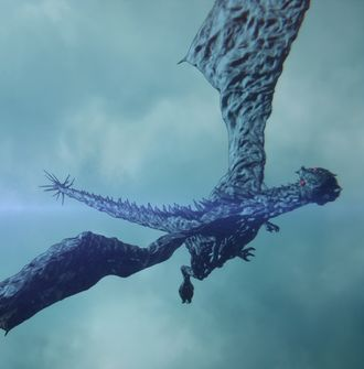 A flying-type Servum in GODZILLA: Planet of the Monsters