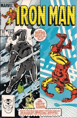 Cover of issue #194 by Herb Trimpe and Dave Cockrum
