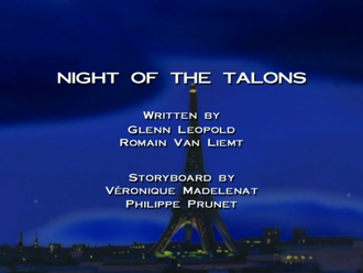 Night of the Talons
