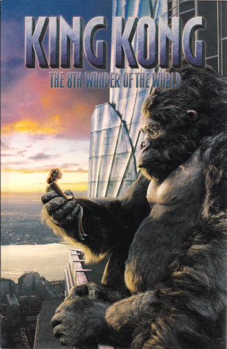 King Kong: The 8th Wonder of the World