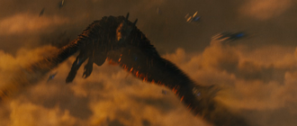 Rodan in the Godzilla: King of the Monsters trailer