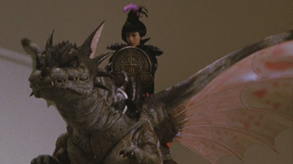 Garugaru in Rebirth of Mothra