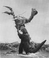 EHOTD - Godzilla About to Slam Ebirah.jpg