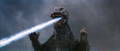 The first time Godzilla ever uses his atomic breath on Ghidorah.png