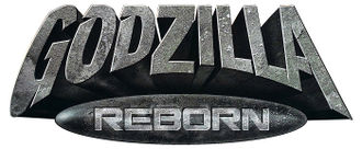 Mock-up Godzilla Reborn logo by Dan Ross
