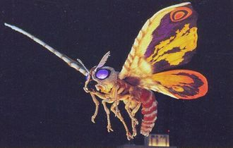 Mothra Imago in Godzilla, Mothra and King Ghidorah: Giant Monsters All-Out Attack