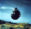 Godzilla Flying with Hedorah Orb.png