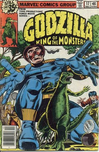 Cover of issue #17 by Herb Trimpe