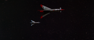 SPIP-1 and SPIP-2 in Battle in Outer Space