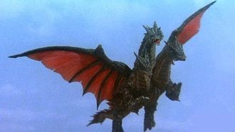 Desghidorah in Rebirth of Mothra