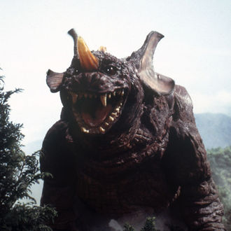 Baragon in Godzilla, Mothra and King Ghidorah: Giant Monsters All-Out Attack