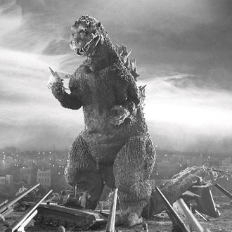 The ShodaiGoji in Godzilla