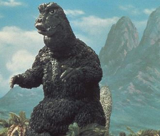 The MusukoGoji in Son of Godzilla