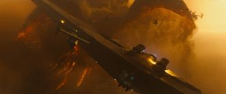 The USS Argo in Godzilla: King of the Monsters