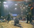 GVG - Godzilla, Anguirus, King Ghidorah and Gigan Viewing a Crowd.jpg