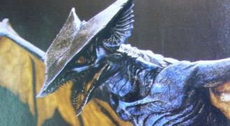 Original Gyaos in Gamera the Brave