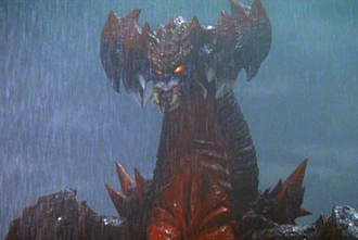 Juvenile Destoroyah in Godzilla vs. Destoroyah