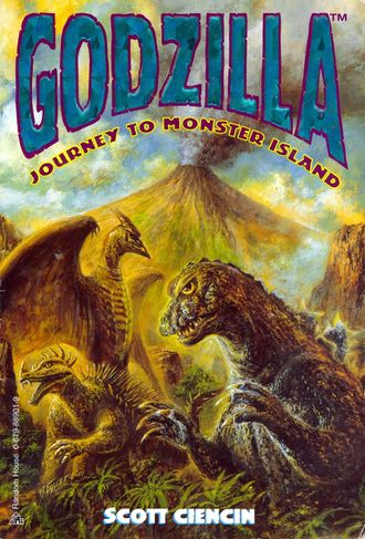 Godzilla: Journey to Monster Island