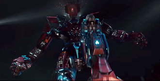 The Giant Robot from Colossal