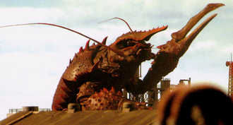 Ebirah in Godzilla: Final Wars